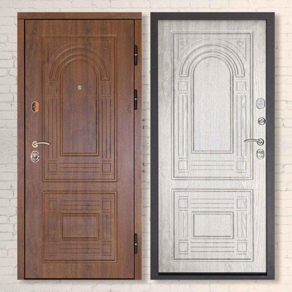 Входная дверь для улицы модель 1