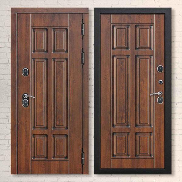 Входная дверь для улицы модель 2