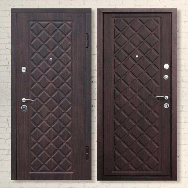 Входная дверь для улицы модель 3