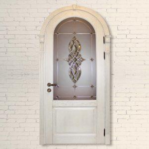 Межкомнатная дверь Арочная Модель №3