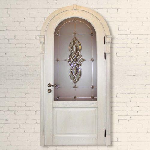Межкомнатная дверь Арочная модель 3