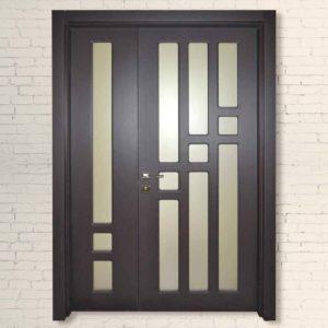 5. Двустворчатые двери