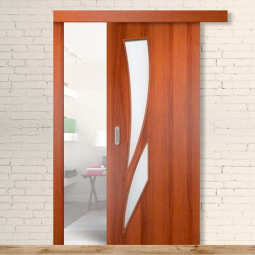 Межкомнатная дверь Раздвижная модель 1