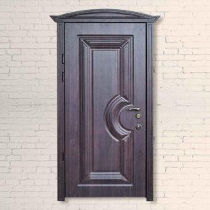 Входная дверь «Респект» 3d+патина
