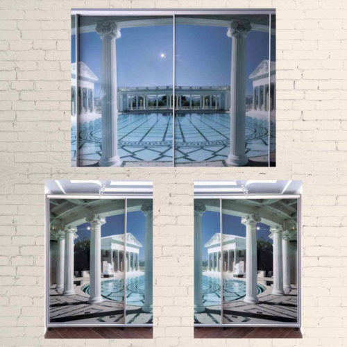 Шкафы-купе Зеркало