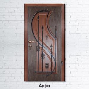 Входные двери «Арфа»