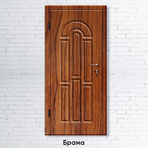 Входная дверь Брама
