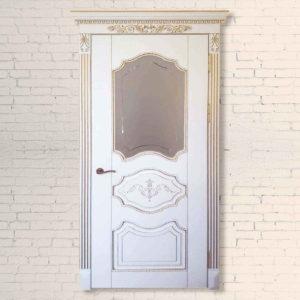 Межкомнатная дверь серия 3D Дипломат