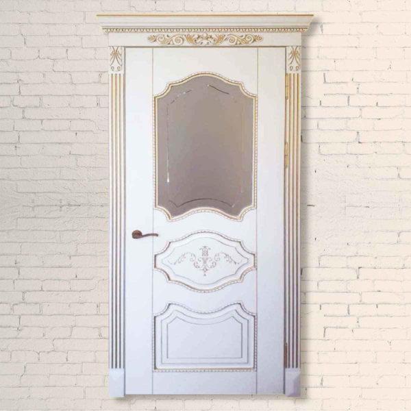 Межкомнатная дверь 3D Дипломат
