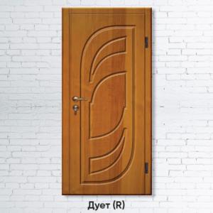 Входная дверь «Дует R»