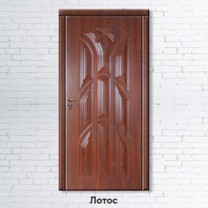 Входные двери «Лотос»