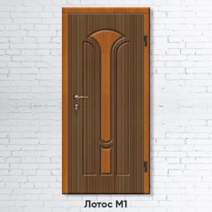 Входные двери «Лотос М1»