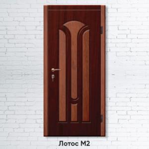 Входные двери «Лотос М2»