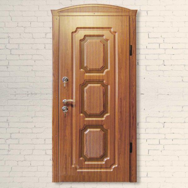Входные двери эффект мозаика Эталон