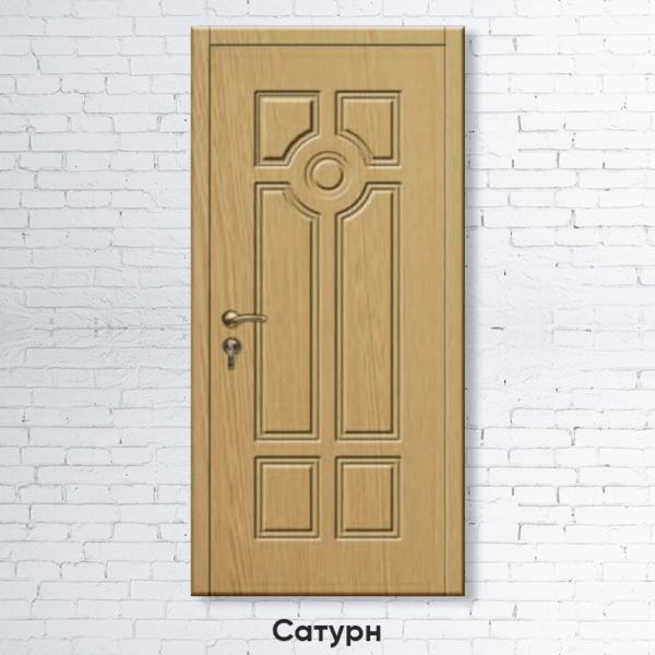 Входная дверь Сатурн