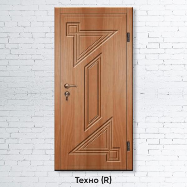 Входная дверь Техно (R)