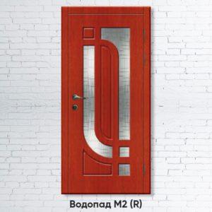 Межкомнатные двери «Водопад М2 (R)»