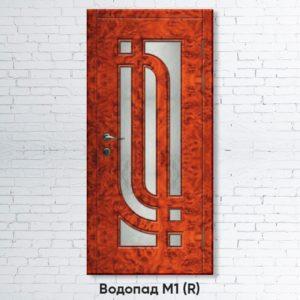 Межкомнатные двери «Водопад М1 (R)»