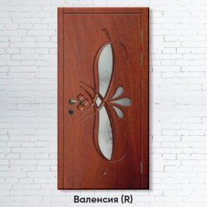 Межкомнатные двери «Валенсия (R)»