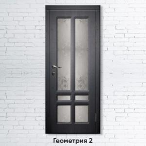 Межкомнатные двери «Геометрия 2»