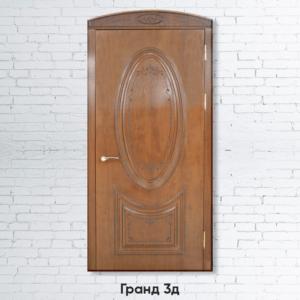 Межкомнатные двери «Гранд 3д»