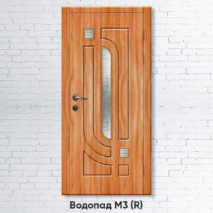 Межкомнатные двери «Водопад М3 (R)»