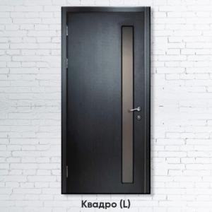 Межкомнатные двери «Квадро (L)»