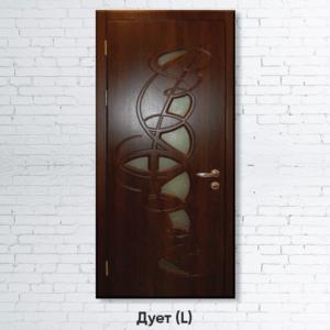 Межкомнатные двери «Дует (L)»