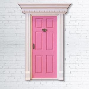 Межкомнатные двери для детей «Нежность»