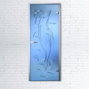 Межкомнатные двери для детей «Дельфин 2»