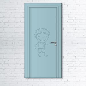Межкомнатные двери для детей «Счастье»