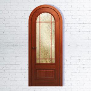 Межкомнатная дверь Арочная Модель №4
