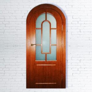 Межкомнатная дверь Арочная Модель №10