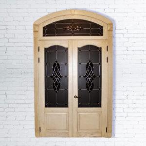 Межкомнатная дверь Арочная Модель №12