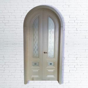 Межкомнатная дверь Арочная Модель №7