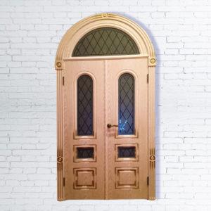 Межкомнатная дверь Арочная Модель №8