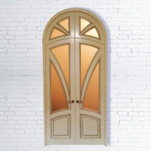 Межкомнатная дверь Арочная Модель №9