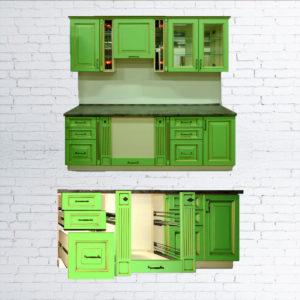 Кухня Классика модель 6