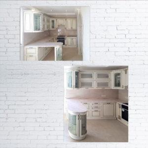 Кухня Классика модель 7