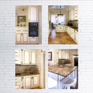 Кухня Классика модель 8