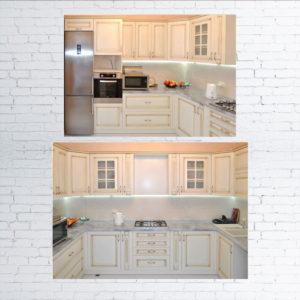 Кухня Классика модель 9