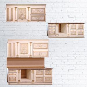 Кухня Классика модель 12