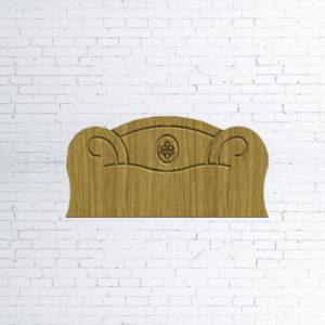 Прикроватная спинка «Модель 13»