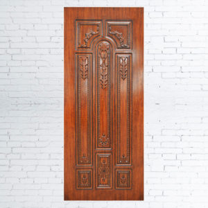 Межкомнатные двери «Атлантик 3D + патина»