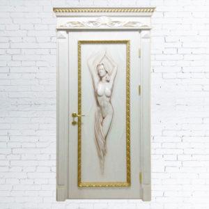 Межкомнатные двери «Lady 3D+»