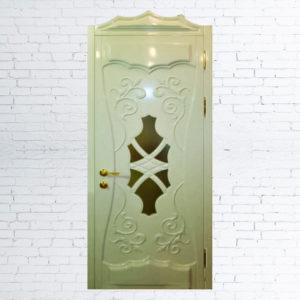 Межкомнатные двери «Орхидея 3D»
