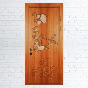 Межкомнатные двери для детей «Рыбка»
