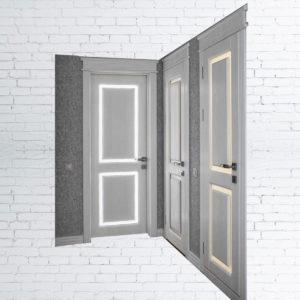 Межкомнатные двери «Модель №84»
